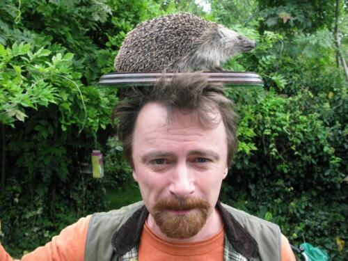 Hugh Warwick - The Hedgehog Man