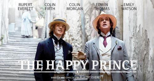 Film: The Happy Prince