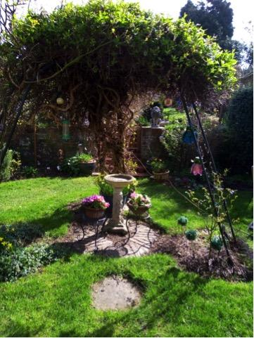 Hungerford Medieval Garden